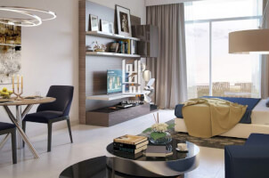 Hotel Apartments for Sale in The Address Residences Dubai Opera Tower 1