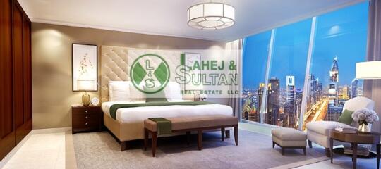 Apartments for Sale in Burj Vista 1