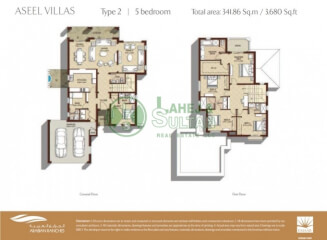 Villas for Sale in Aseel