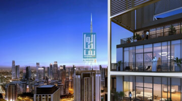 Property for Sale in Dubai Creek Residence Tower 1 North