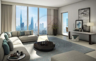 Residential Apartment for Sale in Downtown Views, Buy Residential Apartment in Downtown Views