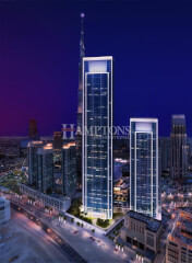 Villas for Sale in Burj Views A