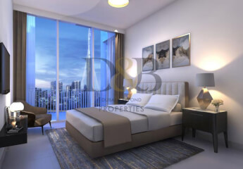 Hotel Apartments for Sale in The Address Residence Fountain Views 2