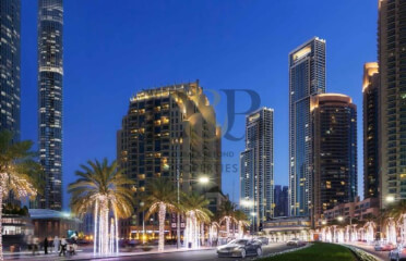 Hotel Apartments for Sale in Burj Vista 2