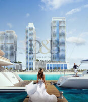 Apartments for Sale in EMAAR Beachfront, Dubai