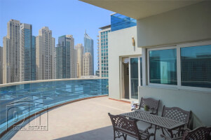 Residential Apartment for Rent in Cascades Tower, Rent Residential Apartment in Cascades Tower