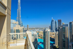 Full Floors for Sale in The Address Sky View Tower 2