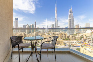 Property for Rent in Burj Views A