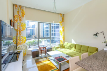 Apartments for Sale in Central Tower