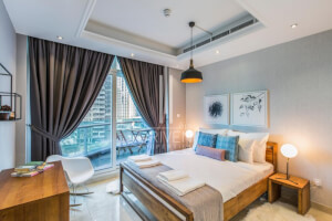 Hotel Apartments for Sale in Park Island