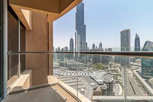 Penthouses for Sale in Burj Views Podium