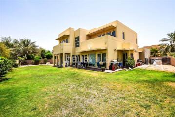 Villas for Rent in Saheel 3