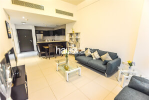 Hotel Apartments for Sale in Silverene Tower B