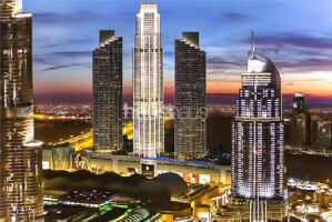 Duplexes for Sale in The Address Dubai Mall