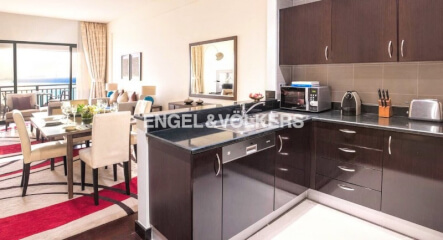 Hotel Apartments for Sale in Golden Mile 1