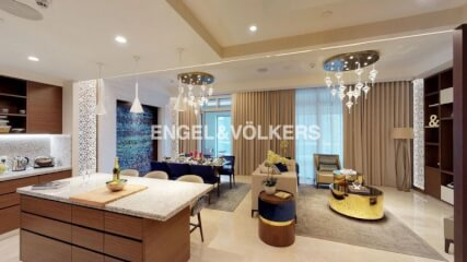 Penthouses for Sale in The Residences 5
