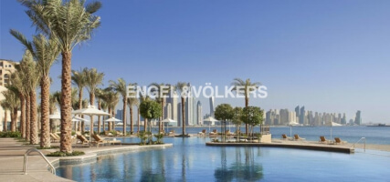 Apartments for Sale in The Fairmont Palm Residence North