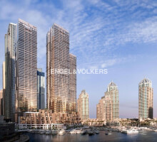Hotel Apartments for Sale in The Waves Tower B