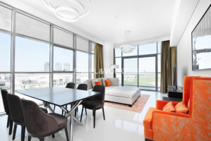 Residential Apartment for Sale in DAMAC Hills, Buy Residential Apartment in DAMAC Hills