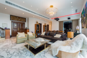 Penthouses for Rent in The Fairmont Palm Residence South
