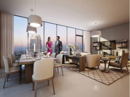 Full Floors for Sale in The Address Sky View Sky Collection Tower 1