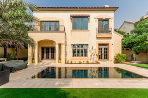 Residential Villa for Sale in Jumeirah Golf Estates, Buy Residential Villa in Jumeirah Golf Estates
