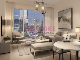 Apartments for Sale in Act One | Act Two Towers