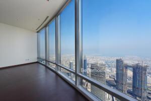 Full Floors for Sale in Burj Khalifa