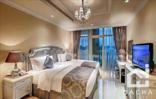 Apartments for Sale in Kempinski Palm Residence
