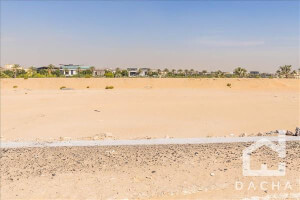 Lands for Sale in Dubai Hills Estate, Dubai