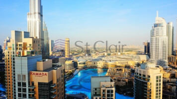 Property for Rent in 29 Burj Boulevard Tower 1