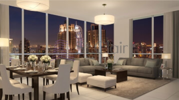 Apartments for Sale in BLVD Crescent 1