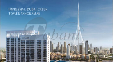Property for Sale in Huge 2Br Boulevard View Close To Dubai Mall