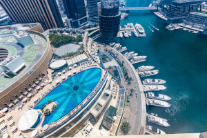 Apartments for Rent in The Address Dubai Marina