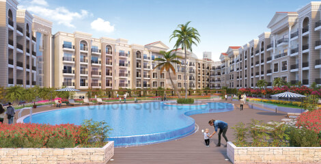 Apartments for Sale in Resortz By Danube